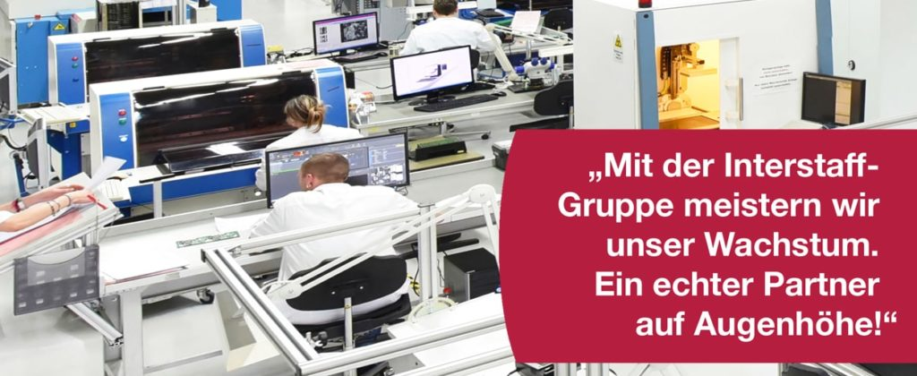 Outsourcing mit Interstaff